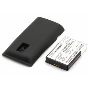 Аккумулятор для Sony Ericsson Xperia X10 (CameronSino CS-ERX10BL) (2600 mAh) - АккумуляторАккумуляторы<br>Аккумулятор рассчитан на продолжительную работу и легко восстанавливает работоспособность после глубокого разряда.