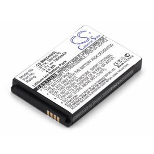 Аккумулятор для Motorola BT7X (CameronSino CS-MWX445SL) (1300 mAh) - АккумуляторАккумуляторы<br>Аккумулятор рассчитан на продолжительную работу и легко восстанавливает работоспособность после глубокого разряда.