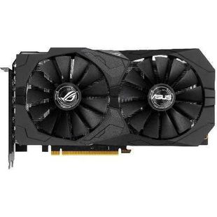 ASUS GeForce GTX 1650 1485MHz PCI-E 3.0 4096MB 8002MHz 128bit HDMI HDCP ROG STRIX GAMING (ROG-STRIX-GTX1650-O4G-GAMING) RTL - ВидеокартаВидеокарты<br>Ядро: 1485МГц (1860 МГц, в режиме Boost), память: 4096 МБ, GDDR5, 128 бит, HDMI x2, DisplayPort x2.