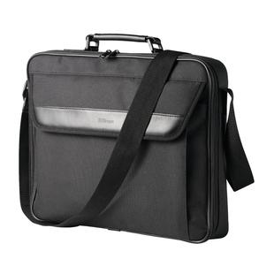 """Сумка для ноутбука 17.3"""" ( Trust Atlanta Carry Bag (21081)) (черный) - Сумка для ноутбука Новгород аксессуары для пк купить"""