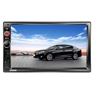 Digma DCR-570 (черный) - АвтомагнитолаАвтомагнитолы<br>2 DIN, мощность: 4x50Вт, Bluetooth, многоцветный дисплей 7quot;, сенсорный экран.