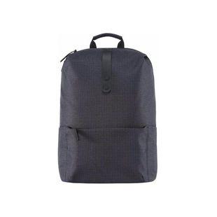 Xiaomi College Style Backpack Leisure - РюкзакРюкзаки<br>Рюкзак сделан из высококачественных материалов с водонепроницаемым покрытием, что обеспечит защиту ноутбука от влаги при транспортировке. Дизайн Xiaomi Backpack College Style имеет стильный дизайн, такой рюкзак идеально подойдет для повседневного использования.  Застежки-молнии обеспечат быстрый доступ к содержимому рюкзака и надежно зафиксируют содержимое внутри.