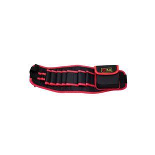 Сумка для инструмента на пояс 019 (М7750497) - СумкаСумки для инструментов<br>Поясная сумка для инструментов с 7 отделениями, 2 малыми отделениями и объемистым кармашком на липучке. Регулируется по размеру.