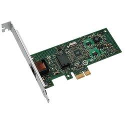 Intel EXPI9301CT OEM - Сетевая картаСетевые карты и адаптеры<br>Intel EXPI9301CT - сетевая карта, интерфейс PCI-E, скорость 10/100/1000 Мбит/с, чип Intel 82574L, 1 разъем RJ-45, низкопрофильная карта (Low Profile), работает под ОС Windows 2000/2003 Server/2008 Server/XP/Vista/7/8 Linux, FreeBSD, Novell Netware 6.5, DOS.