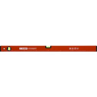 Уровень коробчатый Зубр Стандарт 34588-080 - Измерительный инструментИзмерительный инструмент<br>Уровень коробчатый, 2 противоударные ампулы, 80см
