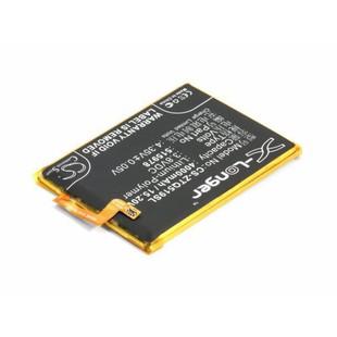 Аккумулятор для ZTE Blade A452, X3 (CameronSino CS-ZTQ519SL) (4000 mAh) - Аккумулятор