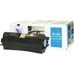 Картридж для Kyocera FS-1120D (NV Print TK-160) (черный) - Картридж для принтера, МФУКартриджи<br>Совместим с Kyocera FS-1120D.