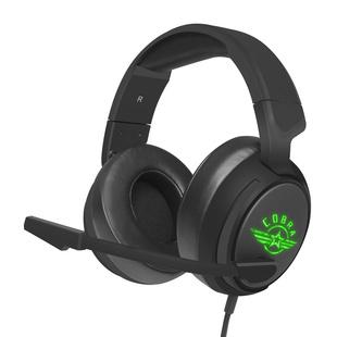 Oklick HS-L950G (черный) - Компьютерная гарнитураКомпьютерные гарнитуры<br>Игровая компьютерная гарнитура, проводная, частота: 20-20000 Гц, подключение USB, виртуальный объемный звук 7.1.