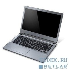 "Acer Aspire V5-472PG-53336G50aii Core i5-3337U/6Gb/500Gb/GT740M 2Gb/14""/FHD/Touch/1366x768/Win 8 Single Language 64/grey/BT4.0/4c/WiFi/Cam [NX.MARER.003]"