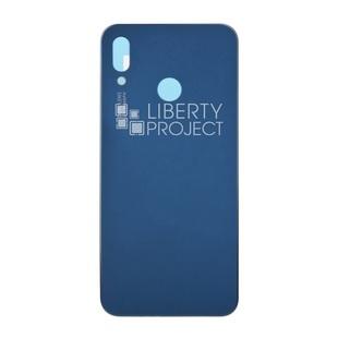Задняя крышка для Huawei P20 Lite (0L-00042069) (синий) - Крышка аккумулятора