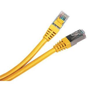 Патч-корд UTP cat5e 1.5м (Neomax NM13001-015Y) (желтый) - КабельСетевые аксессуары<br>Патч-корд, UTP, категория 5е, длина 1.5м, желтый