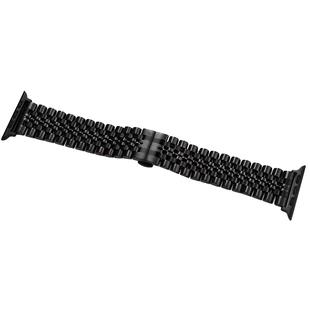 Ремешок для Apple Watch 2, 3, 4 38, 40mm (COTEetCI W27 WH5241-BK) (черный) - Ремешок для умных часов