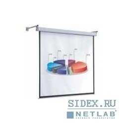 Экран настенный ScreenMedia 165x165 см (Economy SEM-1105)