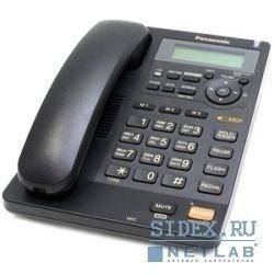 Panasonic KX-TS2570 (черный) - Проводной телефон
