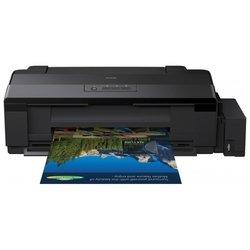 Epson L1800 - Принтер, МФУПринтеры и МФУ<br>Epson L1800 - принтер, 6-цветная струйная печать , макс. формат печати A3 (297