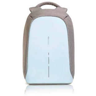 """Рюкзак для ноутбука 14"""" (Рюкзак XD Design Bobby Compact) (голубой) - Сумка для ноутбука Иглино аксессуары для компьютера"""