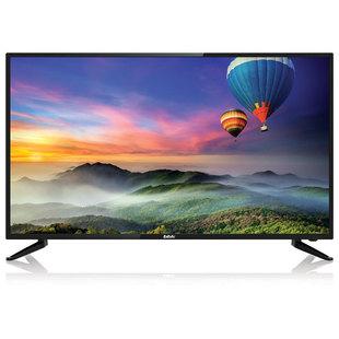 BBK 43LEX-6056/UTS2C (черный) - ТелевизорТелевизоры и плазменные панели<br>Телевизор 43quot;, Ultra HD, DVB-T/DVB-T2/DVB-C, USB, WiFi, Smart TV (RUS).