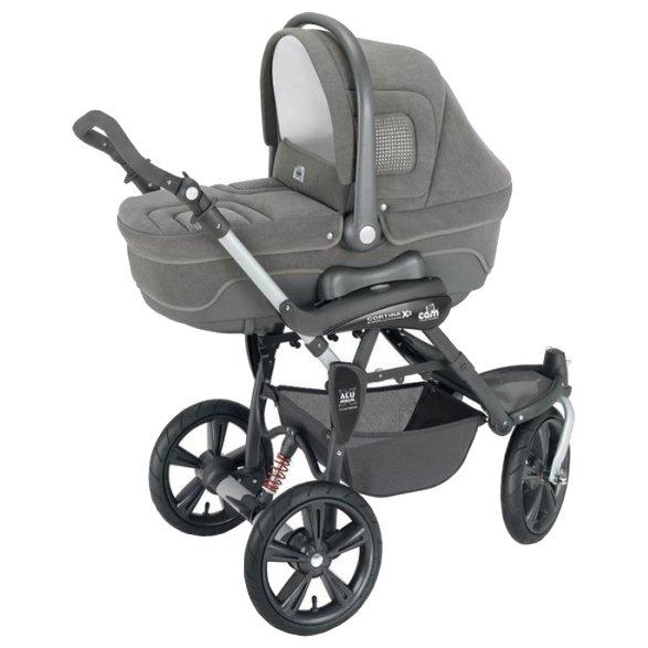 многофункциональная детская коляска