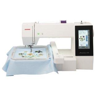 Вышивальная машина Janome Memory Craft 500E (MC 500) - Вышивальная машина