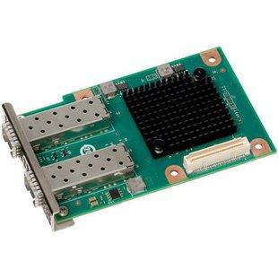 Intel X527DA2OCPG1P5 - Сетевая картаСетевые карты и адаптеры<br>Модуль сетевого интерфейса OCP X527-DA2, два порта SFP+, поддержка OCP PHY Mezzanine Connector.