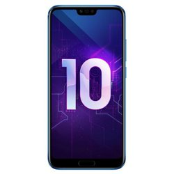 Honor 10 4/64GB (синий)