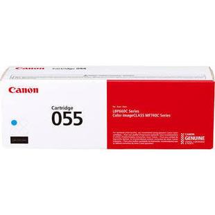 Картридж для Canon MF742, 744, 746, LBP663, 664 (055 C 3015C002) (голубой) - Картридж для принтера, МФУ