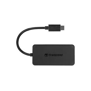 Transcend TS-HUB2C (черный) - USB HUB