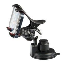 Универсальный автомобильный держатель S010 (SM001631) - Автомобильный держатель для телефонаАвтомобильные держатели для мобильных телефонов<br>Автомобильный держатель предназначен для удобного и надежного крепления Вашего устройства.