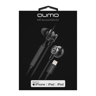 Qumo Accord Mini (D2) (черный) - Наушники