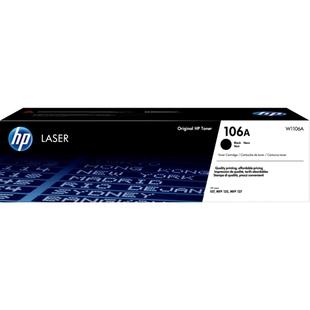Картридж для HP Laser 107, 135, 137 (106A W1106A) (черный) - Картридж для принтера, МФУ