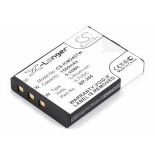 Аккумулятор для Icom IC-M23, IC-M24 (3.7V, 1500mAh) (CameronSino CS-ICM240TW) - Аккумулятор для рации