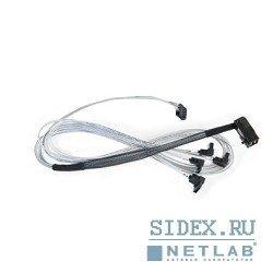 Контроллер Adaptec Кабель Adaptec ACK-I-rA-HDmSAS-4rASATA-SB-.8M (0.8i) (2279900-R) - КонтроллерКонтроллеры<br>Модель: ACK-I-rA-HDmSAS-4rASATA-SB-.8M, Тип: Mini SAS x 4 - 4 SATA x 1, Назначение: Для соединения периферийных устройств, Длина кабеля (см): 80