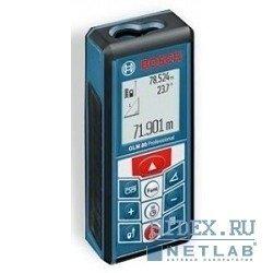 Bosch GLM 80 (601072300) - ДальномерДальномеры<br>Для измерения расстояния, объема и площади.