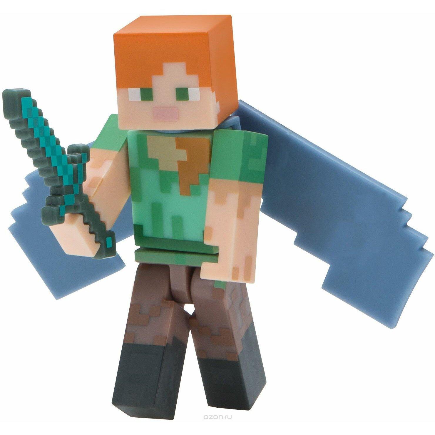 игрушки майнкрафт изображение #4