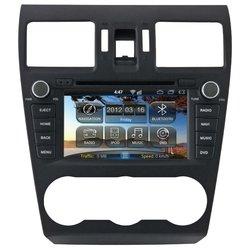 Intro AHR-2686 - АвтомагнитолаАвтомагнитолы<br>Intro AHR-2686 - штатная автомагнитола для Subaru, DVD-проигрыватель, навигатор с GPS, сенсорный дисплей 7quot;, ТВ-тюнер, макс. мощность 4 x 45 Вт, воспроизведение с USB-накопителя