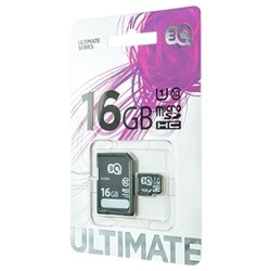 3q ultimate microsdhc class 10 uhs-i u1 16gb + sd adapter