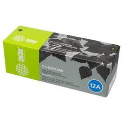 Тонер-картридж для HP LaserJet 1010, 1012, 1015, 1018, 1020, 1020Plus, 1022, 3015, 3020, 3030, 3050, 3050Z, 3052, 3055, M1005 mfp, M1319 mfp (Cactus CS-Q2612AS) (черный) - Картридж для принтера, МФУКартриджи<br>Совместим с моделями: HP LaserJet 1010, HP LaserJet 1012, HP LaserJet 1015, HP LaserJet 1018, HP LaserJet 1020, HP LaserJet 1020Plus, HP LaserJet 1022, HP LaserJet 3015, HP LaserJet 3020, HP LaserJet 3030, HP LaserJet 3050, HP LaserJet 3050Z, HP LaserJet 3052, HP LaserJet 3055, HP LaserJet M1005 mfp, HP LaserJet M1319 mfp
