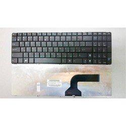Клавиатура для ноутбука Asus N73, N53 (SM002107) (чёрная) - Клавиатура для ноутбукаКлавиатуры для ноутбуков<br>Совместима с моделями: Asus N73, N53