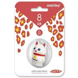 UFD Smartbuy 8GB Wild series Catty (SB8GBCatW)