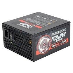 Zalman ZM1000-GVM 1000W - Блок питанияБлоки питания<br>Zalman ZM1000-GVM 1000W - блок питания мощностью 1000 Вт, стандарт ATX12V 2.3 EPS12V, система охлаждения: 1 вентилятор , отстегивающиеся кабели, размеры (ВxШxГ) 86x150x160 мм