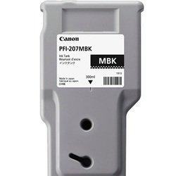 Картридж для Canon imagePROGRAF iPF680, iPF685, iPF780, iPF785 (8788B001 PFI-207MBK) (матовый черный) (300 мл) - Картридж для принтера, МФУКартриджи<br>Совместим с моделями: Canon imagePROGRAF iPF680, Canon imagePROGRAF iPF685, Canon imagePROGRAF iPF780, Canon imagePROGRAF iPF785.