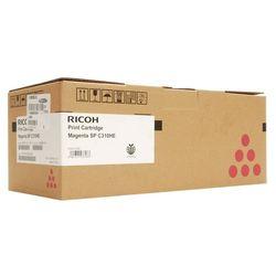 Картридж для Ricoh Aficio SP 3400N, 3410DN, 3400SF, 3410SF, C312DN (SPC310HE 406481) (пурпурный) - Картридж для принтера, МФУ