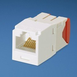Panduit Mini-Com CJ5E88TGAW (белый)
