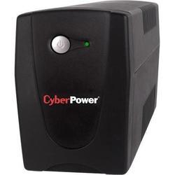 ИБП CyberPower VALUE 500EI-B 500VA/275W (черный) - Источник бесперебойного питания, ИБПИсточники бесперебойного питания<br>CyberPower VALUE 500EI-B - интерактивный источник бесперебойного питания, 1-фазное входное напряжение, выходная мощность 500 ВА 275 Вт, 6 мин работы при полной нагрузке, выходных разъемов: 3 (с питанием от батарей - 3), интерфейсы: USB, RS-232, RJ11, RJ45, время зарядки 8 ч.