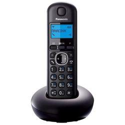 Panasonic KX-TGB210RUB (черный) - Радиотелефон