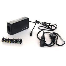 Универсальное сетевое зарядное устройство для ноутбуков AC KS-IS (KS-154) (черный) - Сетевая, автомобильная зарядка для ноутбука  - купить со скидкой