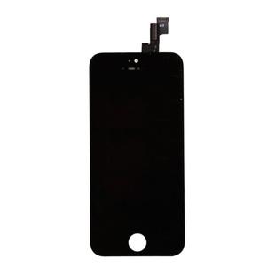 Дисплей для Apple iPhone 5S с тачскрином Qualitative Org (LP4) (черный) - Дисплей, экран для мобильного телефона