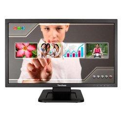 Viewsonic TD2220-2 - МониторМониторы<br>ЖК-монитор с диагональю 21.5quot;,<br>тип матрицы экрана TFT TN,<br>разрешение 1920x1080 (16:9),<br>подключение: VGA, DVI,<br>яркость 200 кд/м2,<br>контрастность 1000:1,<br>время отклика 5 мс,<br>USB-хаб