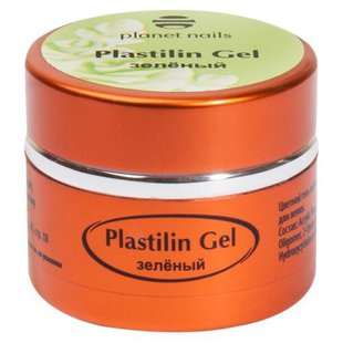 Пластилин planet nails Plastilin Gel