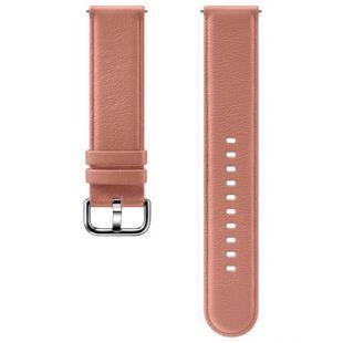 Ремешок для Samsung Galaxy Watch Active, Active 2 (ET-SLR82MPEGRU) (розовый) - Ремешок для умных часов